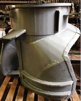Inlet head, Material Handling Machinery