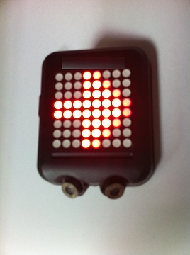 LED Tail Light of Bicycle