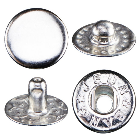 10MM Metal Snap Button