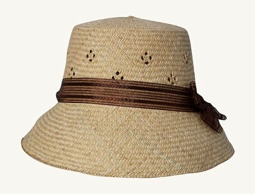 Taiwan Bucket Straw Hat (women)  346f8ea85609