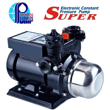 SUPER Electronic Constant Pressure Pump, SHOWFOU UB type Pump, TAIWAN