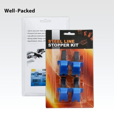 Well-packed Auto Steel Line Fluid Leak Stopper