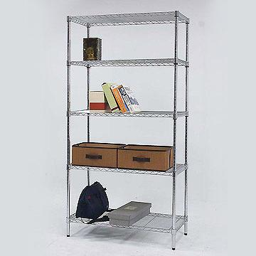 metal storage shelves. 5 shelves adjustable wire shelving metal storage rack
