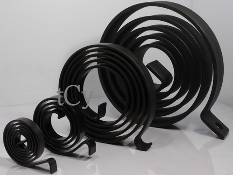Flat Coil Spring/Scroll spring