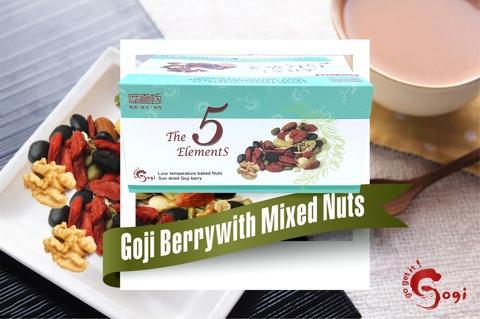 Goji Berry w/ Mixed Nuts
