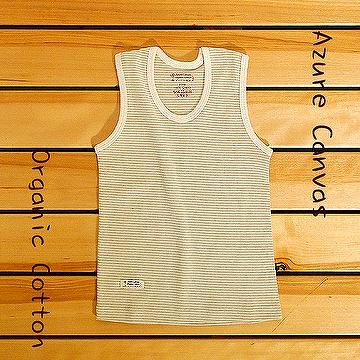 Organic Cotton Summer Baby tank