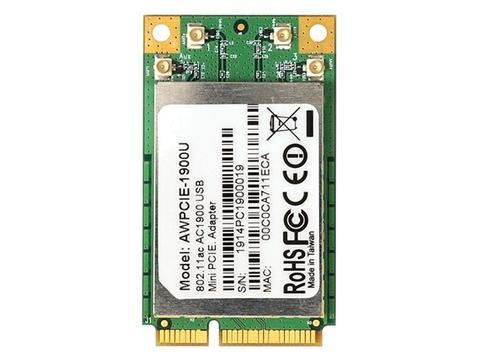 AC1900 USB mini PCIe adapter