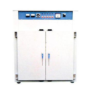 Hot air circulation oven ( Double Door )