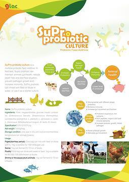 Suproprobiotic powder