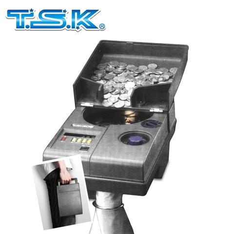 TSK Taiwan Arcade Game Machine Kit : KM17-21 Coin Counter