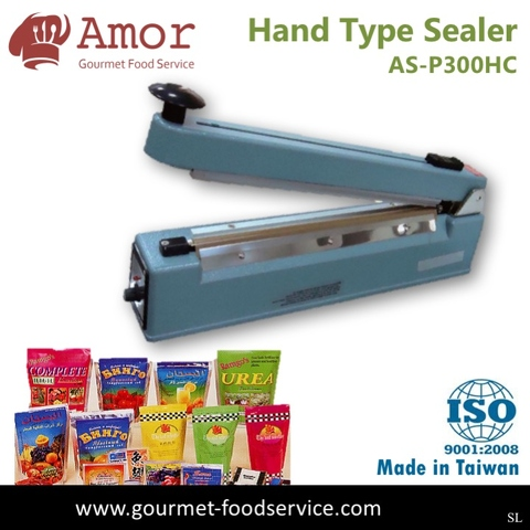 Hand Held Heat Sealer
