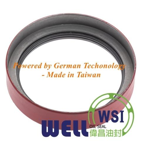 WSI Oil Wheel Seal / Oil Bath Seal / PTFE seal 370028A