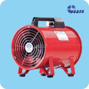 PORTABLE Axial Fan- JPV-200/300