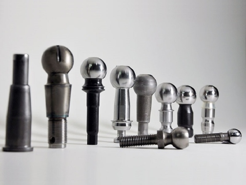 Threaded Male Ball Studs to Special Design