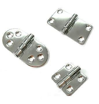 304 Stainless Steel Hinge