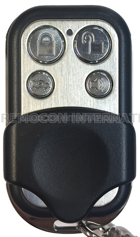 Taiwan Remocon C Type Fixed Code Programmable Remote