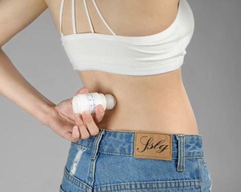 USB Electric Heating Pad Warm Belt Relax for Belly
