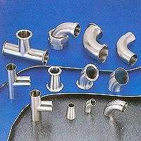 3A / SMS / BS / DIN Pipe Fittings