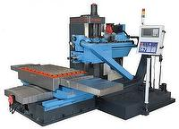Table Type Gun Drill Machine with milling & tapping function