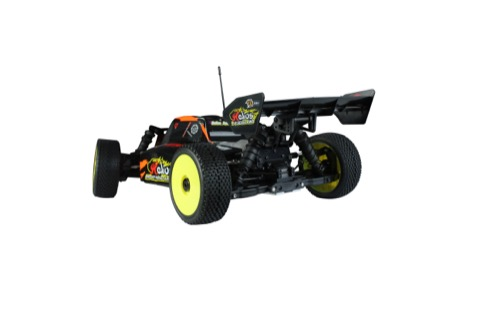 Ming Yang 1/8 Flux Buggy Helios (ATR version, not including Transmitter, Receiver, Motor, and ESC)