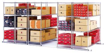 MSR-Moving Storage Rack System