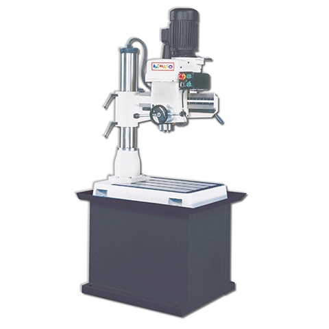 Radial Drilling Machine (Bench Type)