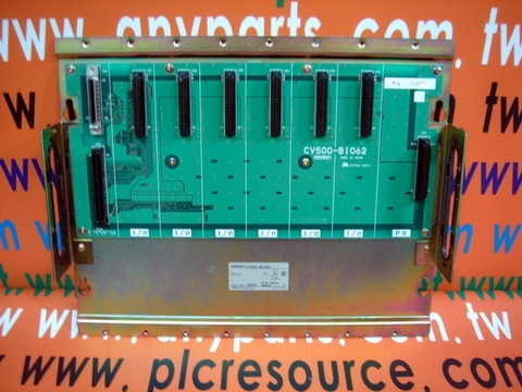 OMRON CV500-BI062 BACKPLANE I/O EXPANSION 6SLOT Backplane