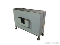 sheet metal: wafer cabinet, N2 cabinet