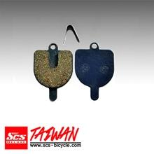 SCS Organic Disc Brake Pad for RST-DX【SDP-78R】