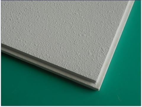 Fiberglass Acoustic Ceiling - Tegular