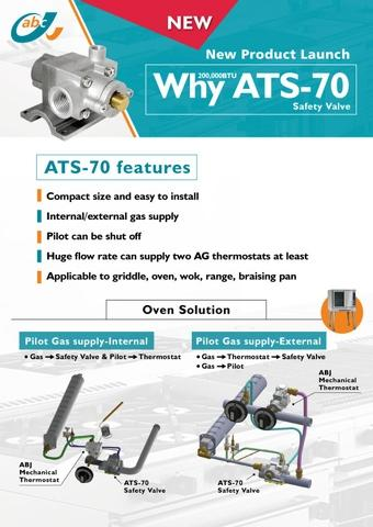 ATS-70 Safety Valve