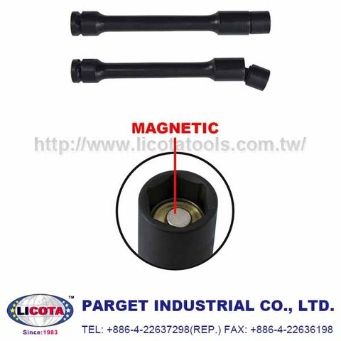 MAGNETIC DEEP IMPACT UNIVERSAL JOINT SOCKET