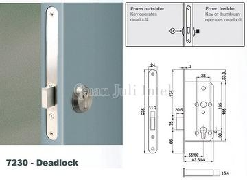 Mortise Lock - Deadlock