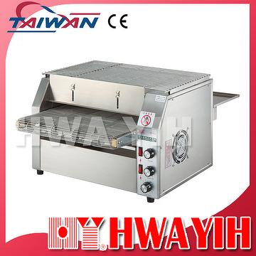 HY-521 Electric Infrared Conveyor Pizza Jerky Oven