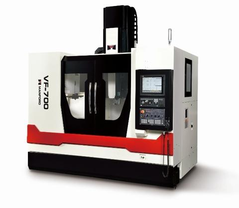 3-Axis CNC Bridge Type Machining Center