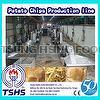 2014 New Qualified Efficient Continual Tapioca Chips Plant