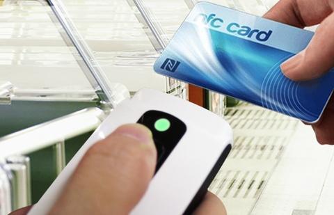 MR10A7 NFC RFID Reader