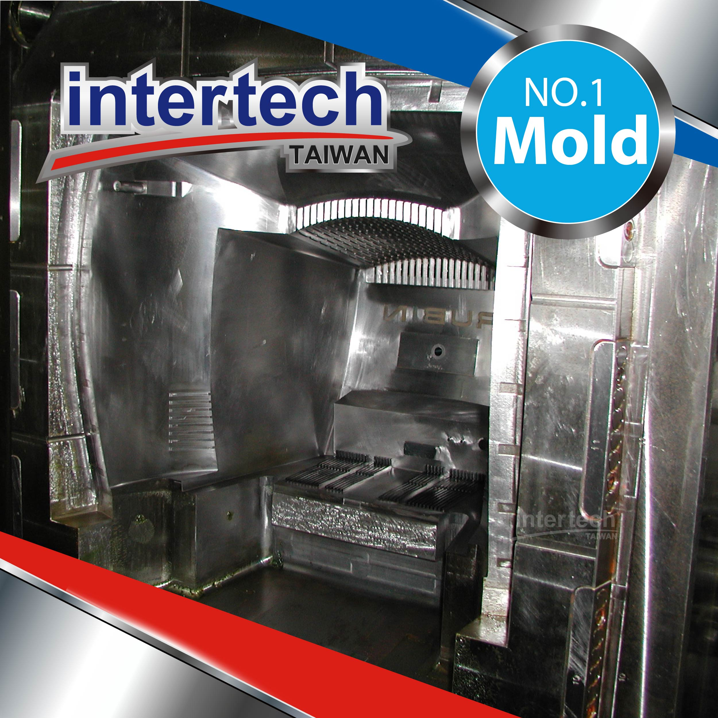 Taiwan Best services customized plastic injection mold