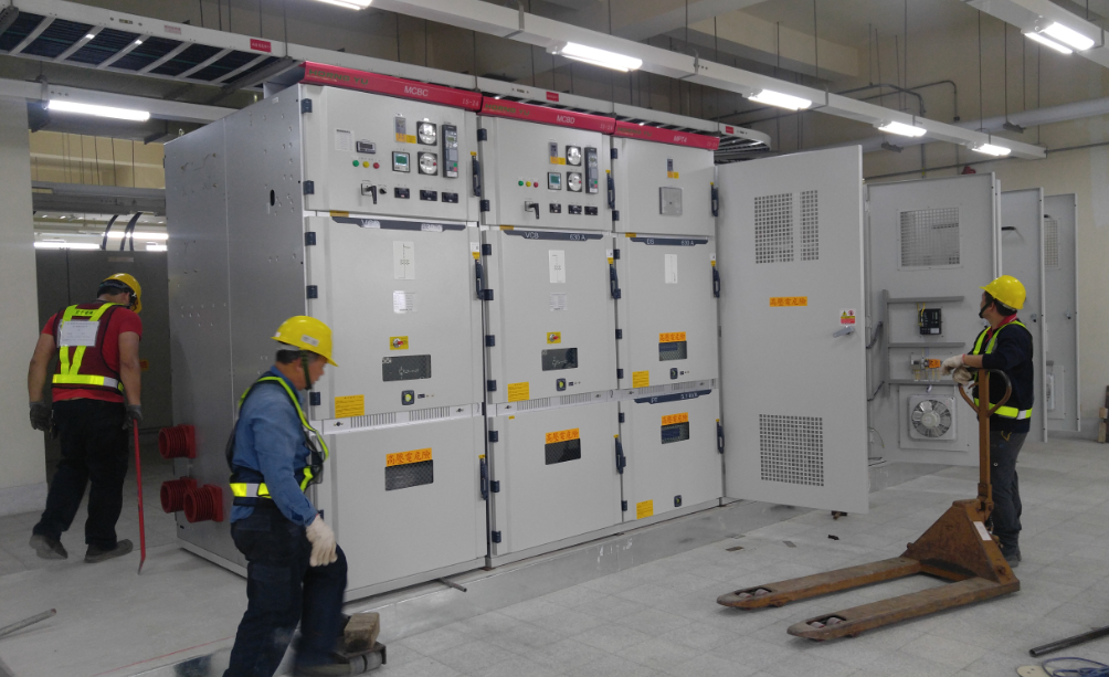 Taiwan Standard IEC 62271-200 Medium voltage switchgear