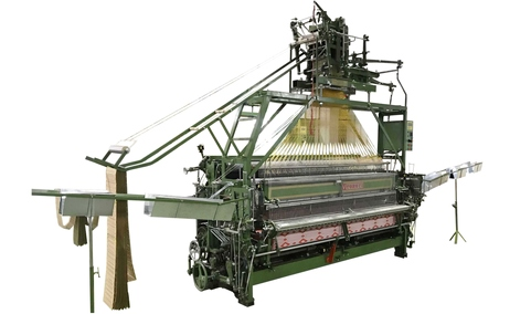 Taiwan Auto Jacquard Weaving Machine | Taiwantrade