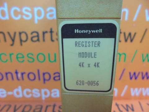 HONEYWELL Register module 4K X 4K 620-0056