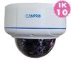8.0MP HD-IP Vandal proof 30M IR POE Dome