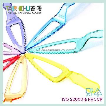 Taiwan Plastic Disposable Birthday Cake Knife Tair Chu Enterprise