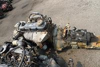 USED ENGINE FOR NISSAN TD27