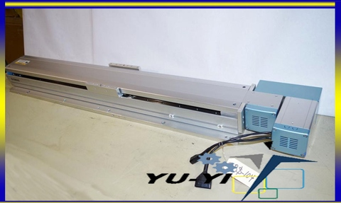 Taiwan YAMAHA B14HR-750 ROBOT LINEAR STAGE ACTUATOR BELT
