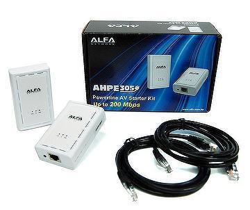 200Mbps HomePlug AV PowerLine