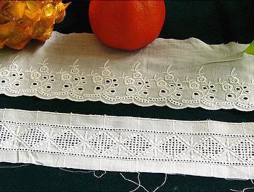 Cotton lace,apparel accessories lace,