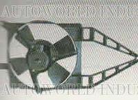 Opel Corsa B 93'-01', Tigra A 93'-01' Radiator Fan Assy