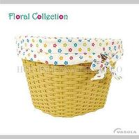 VASOLA-Basket Liner Shopping Bag