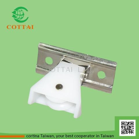 Taiwan Cottai Cord Pulley Roman Blinds Small Wheel